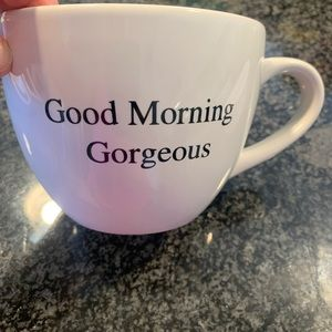 Good Morning Gorgeous Cup
